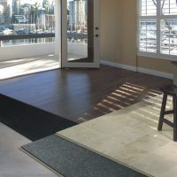 Acoustic Floor Underlay for Impact Sound Reduction