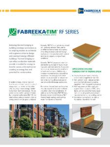 Fabreeka-TIM RF Series