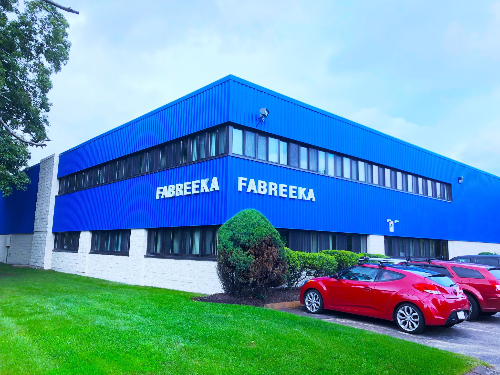 Fabreeka building