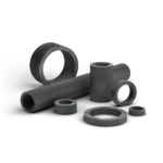 Fabreeka bushings are used to reduce there transmission of vibration